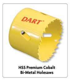 24MM Bi-Metal 8% Cobalt Premium Holesaw