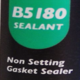 B5180 Non Setting Gasket Blue 80ml