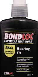 B641 Bearing Fit Medium Strength 25ml Tube