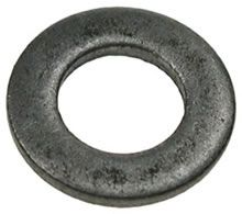 M64 Flat Washers Form A Self Colour