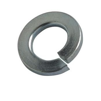 M8 Spring Washers Square Section DIN 7980 BZP Packed In 100's