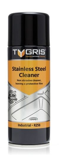 R258 Stainless Steel Cleaner Spray 400ml
