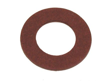 Red Fibre Washers (Metric)