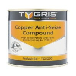 TG8205 Copper Anti-Seize 500 Gram Tin