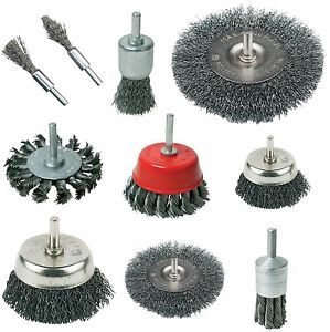 Wire Cups, Wire Wheels And End Brushes